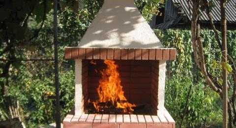 Gratare de gradina, protejari cosuri fum