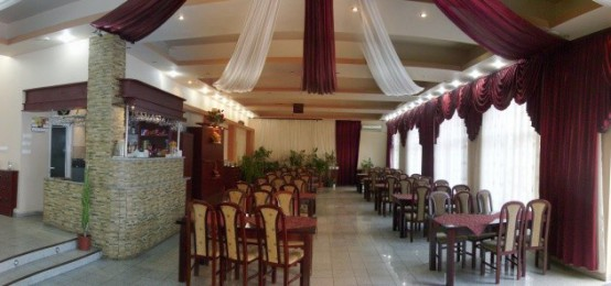 Restaurant – pensiune Tarancuta