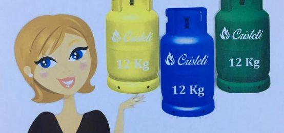Crisleti | Distribuitor butelii la 12 kg