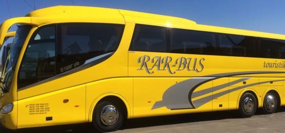 Transport persoane Radauti Italia