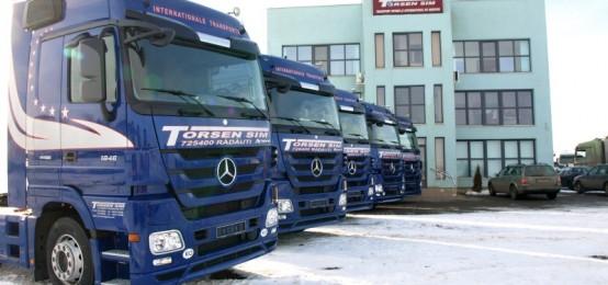 Torsen Sim – Service camioane, statie ITP