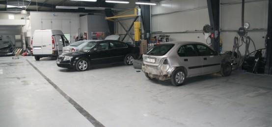 Service auto Radauti. Adria SRL
