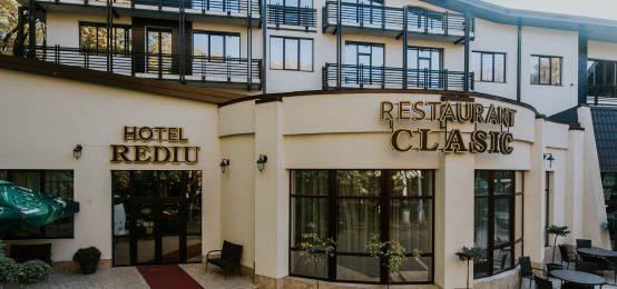 Hotel & Restaurant Rediu – Botosani