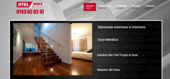 Balustrade, confectii metalice | Otel Inox Group