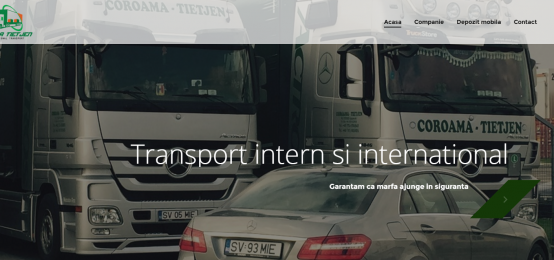 TRANSPORT INTERN SI INTERNATIONAL | COROAMA TIETJEN
