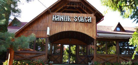 Sala de evenimente la Hanul Solca, cazare, restaurant, centru spa