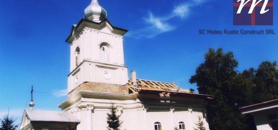 Lucrări de construcții civile în special de biserici  | SC Mateo Rustic Construct SRL