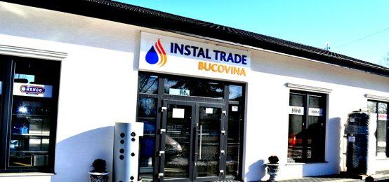 Instal Trade Bucovina – magazin instalatii termice si sanitare Radauti