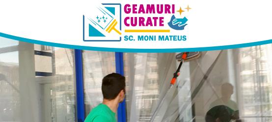 Servicii profesionale de curatare a geamurilor si fatadelor | Geamuri Curate Suceava