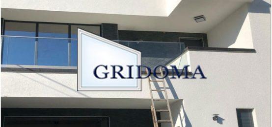 Balustrade din sticla Suceava | SC GRIDOMA SERV COM SRL