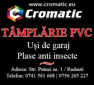 Cromatic | Tamplarie PVC