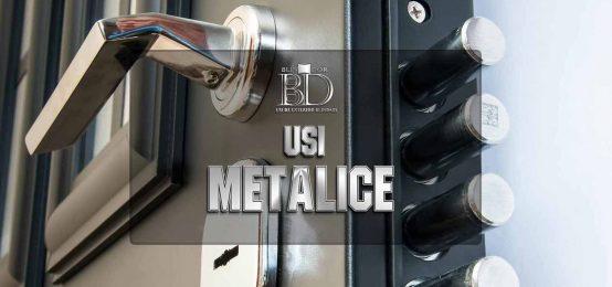 Usi metalice in stoc si la comanda Suceava | Calitate superioara, import Italia