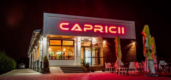 Restaurant Capricii | Livrari la domiciliu Radauti | Spatiu de joaca