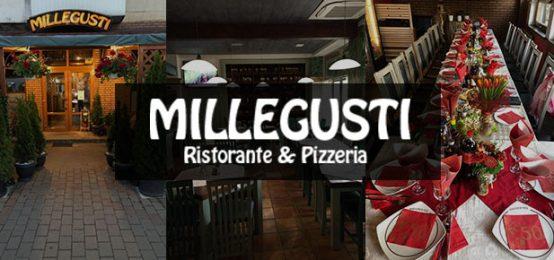 Millegusti Ristorante & Pizzeria – Radauti