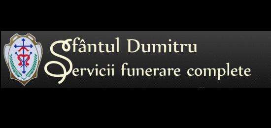 """Servicii funerare complete """"Sfantul Dumitru"""""""