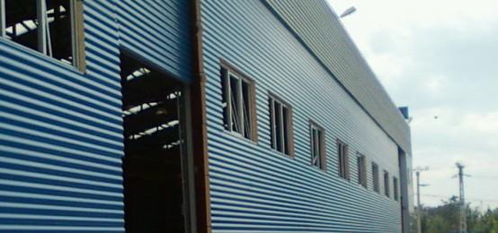 Constructii metalice, confectii metalice Metal Sistem