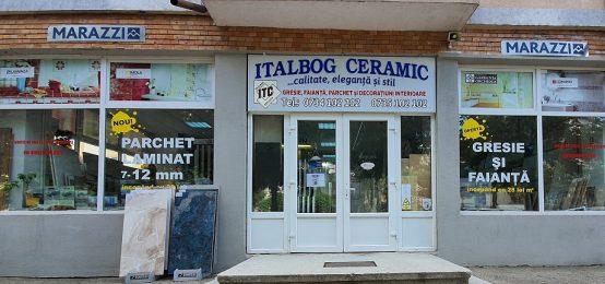 Gresie faianta parchet Radauti. Italbog Ceramic