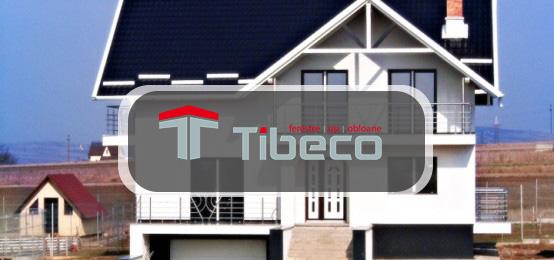 Tamplarie PVC, termopane, obloane din aluminiu,Tibeco