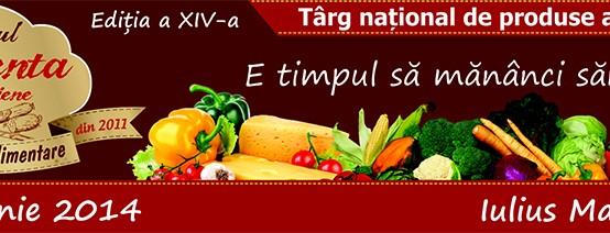 Targul Alimenta 2014 – Editie speciala de Sanziene