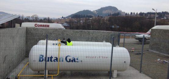 Instalatii gaz metan