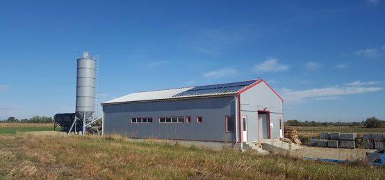 Productie si montaj borduri, pavele, productie din beton – Habert Grenzen SRL