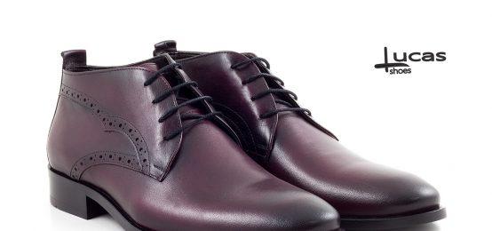 Incaltaminte din piele naturala, piele box fata naturala, piele bufo – Lucas Shoes