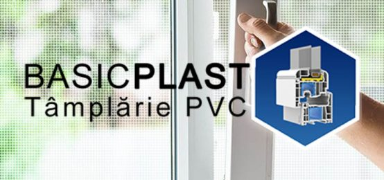 TAMPLARIE PVC SUCEAVA – Profile SALAMANDER si RAMPLAST | SC BASIC PLAST SRL