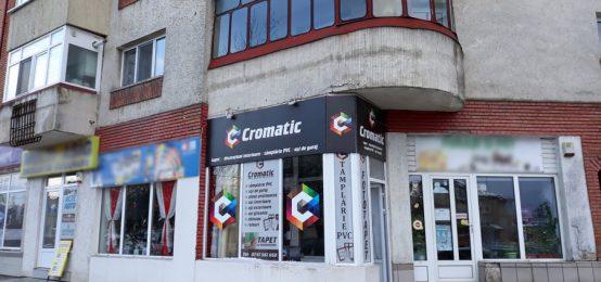 Tamplarie PVC Radauti | Cromatic