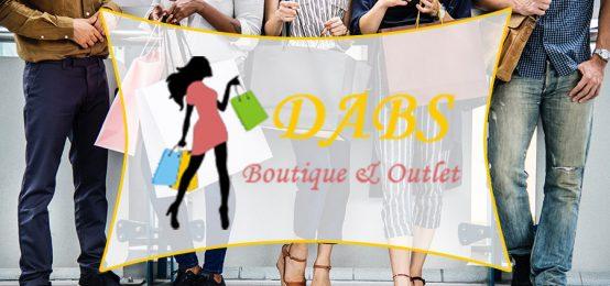 Dabs Boutique & Outlet , Magazin Online de imbracaminte pentru femei, barbati si copii