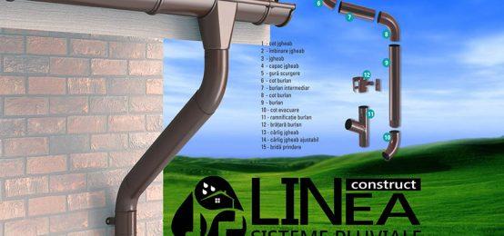 Sisteme Pluviale Suceava Linea Construct | Spici Metalice si Vopsire in Camp Electrostatic