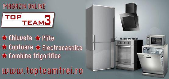 TOPTEAM TREI – Soluţii complete pentru produse electrocasnice premium, marca FRANKE şi TEKA