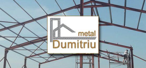 DUMITRIU METAL S.R.L. Balustrade din inox sau fier, Hale metalice, Porti si garduri din fier forjat