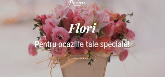 Florarie Radauti, Atelierul de flori, Magic Flora, Aquarelle